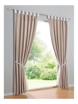 blickdichte gardinen 3906 produkte sale bis zu 48. Black Bedroom Furniture Sets. Home Design Ideas