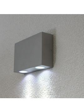 Milo LED Außenleuchte 2-flammig