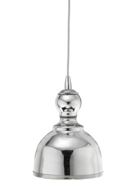 Lucca Pendant - Small Mercury Glass