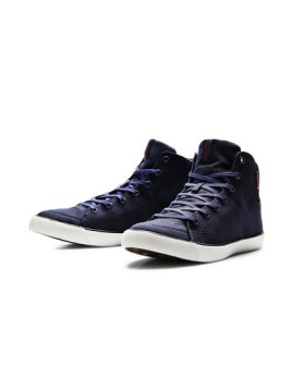 Sneaker Canvas- blau