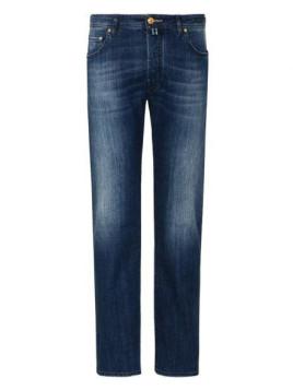 J688.C Gold Jeans