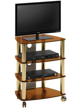 Cuuba By Jahnke, TV-Rack, »CU-SR 640«, Höhe 74 cm