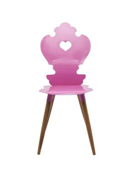 Stuhl Adelheid Pink