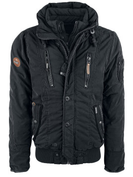 Choovio Winterjacke schwarz
