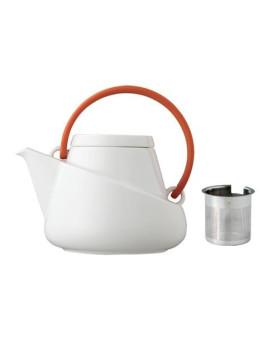 Ridge Teapot & Strainer 750ml