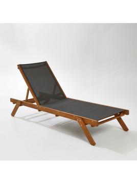 Bain de soleil acacia et textilène