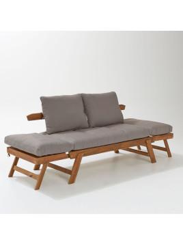 Canapé de jardin acacia, Céléna