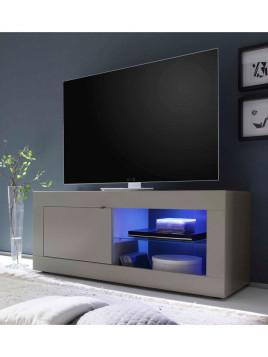 LC Lowboard, Breite 140 cm natur Italian Design