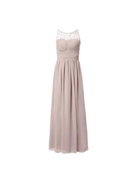 Abendkleid aus Chiffon