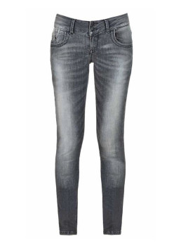 Jeans Damen Molly Slim Fit Used W 24 L 30