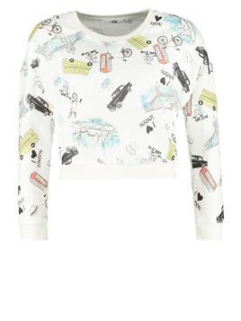 KADAFEJ Sweatshirt off white