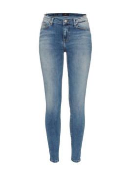 Skinny Jeans Tanya blau