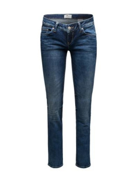 Aspen Dark Blue Denim blau