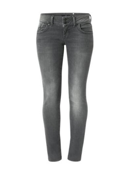 Stretchige Skinny Jeans Molly grau