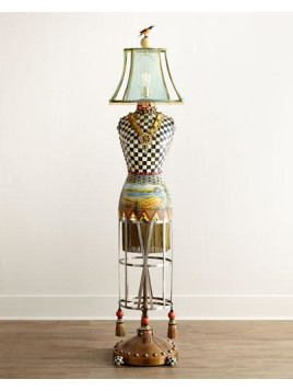 Dressmakers Floor Lamp