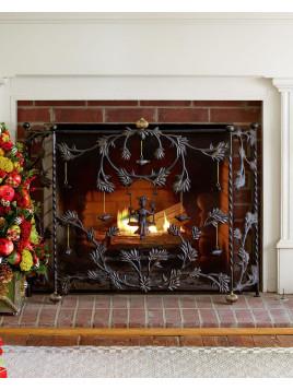 Mrs. Powers Fireplace Screen