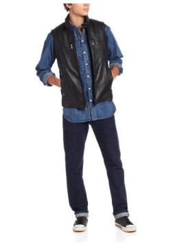 Mens Liberty Leather Jacket
