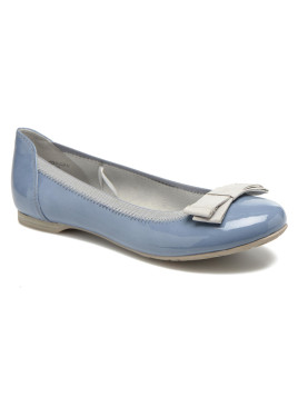 Nova - Ballerinas voor Dames / Blauw