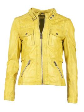 gelbe jacke