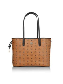 Tasche - Project Visetos Reverse Shopper Medium Cognac - in cognac - Umhängetasche für Damen