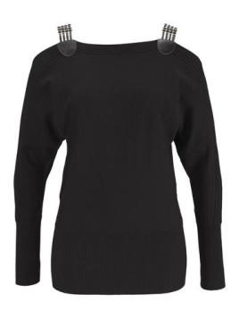 Melrose Pullover schwarz