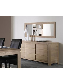 miroirs cadre 180 produits jusqu 39 51 stylight. Black Bedroom Furniture Sets. Home Design Ideas