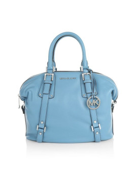 Tasche - Bedford Belted LG Satchel Sky - in blau - Henkeltasche für Damen