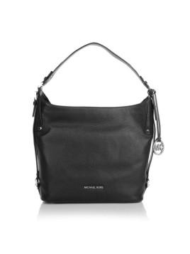 Tasche - Bedford Belted LG Shoulder Bag Black - in schwarz - Umhängetasche für Damen