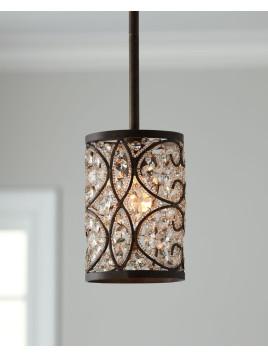 Crystalline 1-Light Mini Pendant - Neiman Marcus