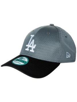 New Era 9FORTY Lightweight Los Angeles Dodgers Cap Herren grau