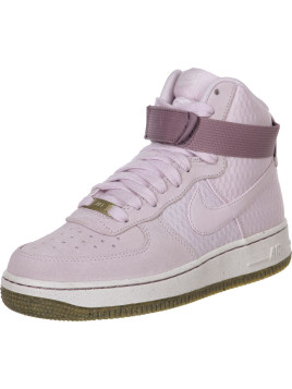 Air Force 1 Hi Prm W Schuhe bleached lilac