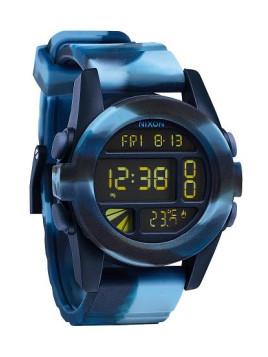Nixon Unit - Uhr Blau