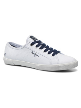 Aberman Basic - Sneakers per Uomo / Bianco
