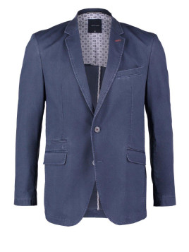 CHARLS Veste de costume jeansblau