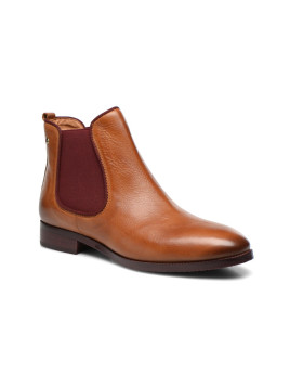 Royal W4D-8637 - Stiefeletten & Boots für Damen / braun