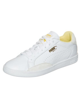 puma damen sneaker weiß schwarz
