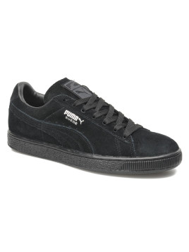 puma sneaker herren schwarz