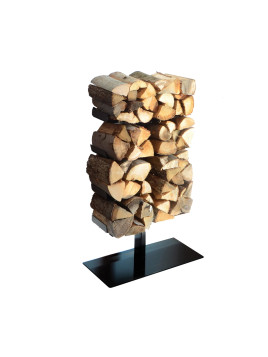 Wooden Tree Kaminholzregal Standversion