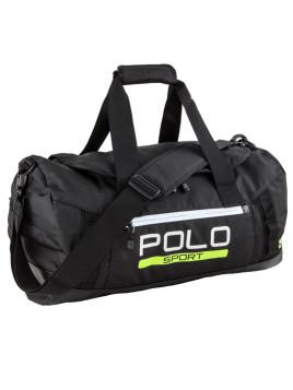 Stylische Sporttasche von Polo Sport in Schwarz für Herren