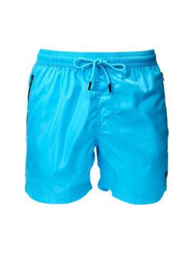 Short De Bain Redskins Turquoise Homme