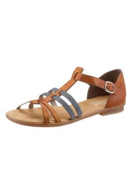 rieker sandalen f r damen sale bis zu 35 stylight. Black Bedroom Furniture Sets. Home Design Ideas