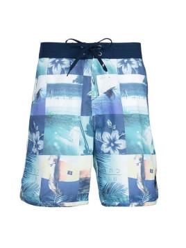 Short de bain Hazer Boardshort Rip Curl Blue