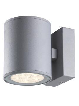 LED-Außenleuchte Austin - grau - 2-flammig