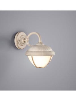 LED-Wandleuchte, Wandlampe Verdon - Außenleuchte - weiß