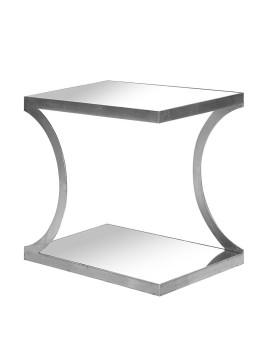 Beistelltisch Sullivan - Silber, Safavieh