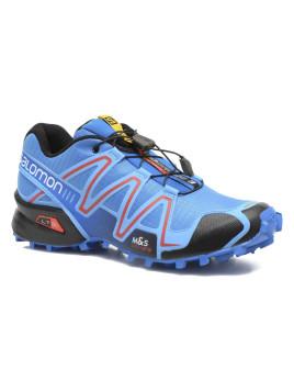 SpeedCross 3 - Sportschoenen voor Heren / Blauw