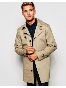 Trench-coat - Taupe