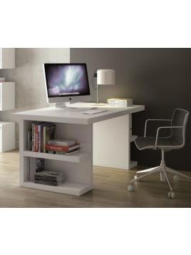 Bureau design TEMAHOME MULTI STORAGE 160 x 90 blanc
