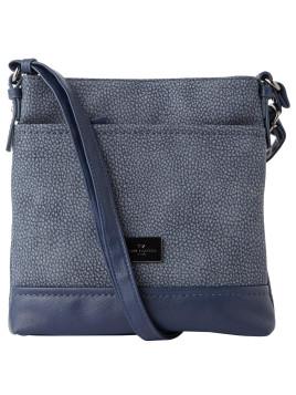 Taschen, Schultertasche, Damen, blau
