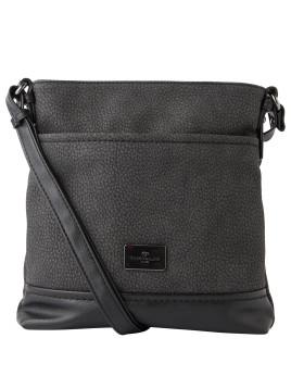 Taschen, Schultertasche, Damen, schwarz